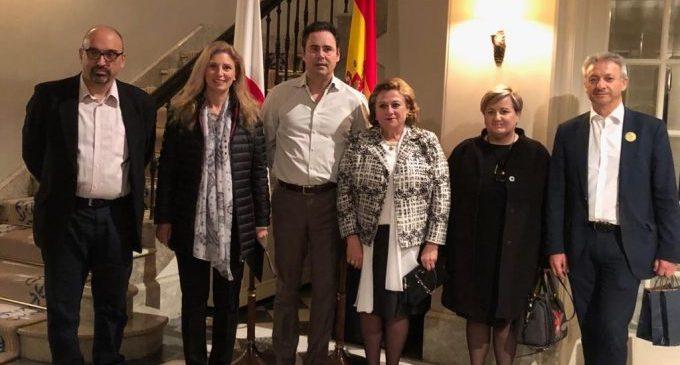 Marco busca implicar la societat civil en el Fòrum España-Japó per a atraure a Castelló noves oportunitats econòmiques