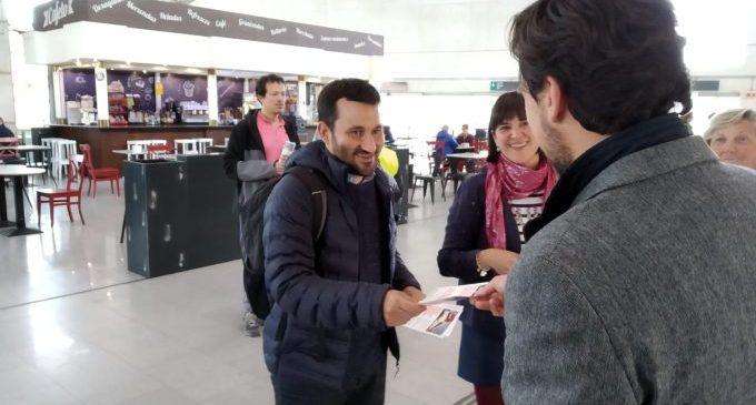 """Compromís proposa que Castelló siga nucli de Rodalia i que els gestione directament el Consell per a """"dignificar el servei i adaptar-lo a les necessitats de la ciutadania"""""""