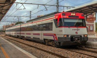 Mor un home de 67 anys després de ser atropellat per un tren a Almassora