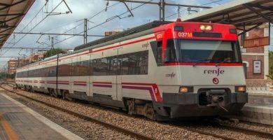 Les obres del Corredor Mediterrani modifiquen els horaris de rodalia València-Castelló durant l'estiu