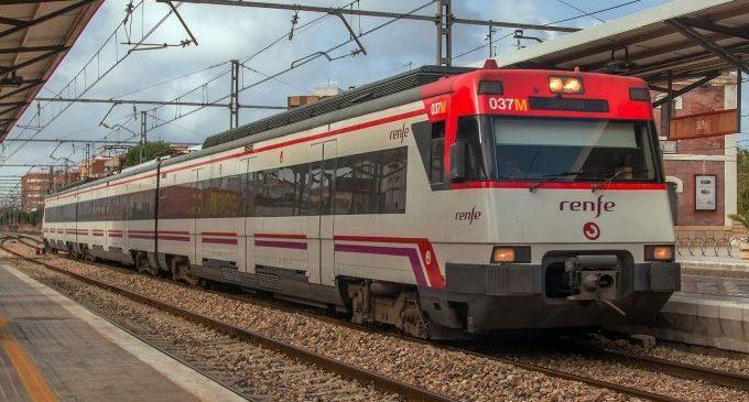 Tres trens de Rodalia de Castelló suspesos per una avaria