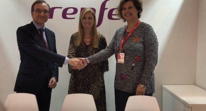 Renfe ofereix descomptes del 35% en trens de llarga distància per a viure Escala a Castelló