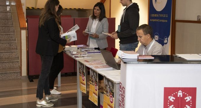 La Diputació prestarà atenció personalitzada i multitud de serveis en la fira de l'ocupació Work Forum aquesta setmana
