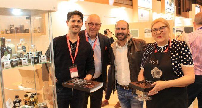 La Diputació recolza als productors de Castelló Ruta de Sabor en el Saló Gurmets de Madrid