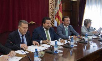 La Diputación convertirá Penyeta Roja en el mayor complejo socioeducativo de la provincia de Castellón