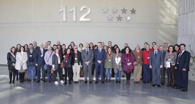 El Consorci Provincial de Bombers participa en el I Encontre de Responsables de Comunicació dels Centres 112 de tota Espanya