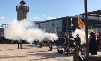 Escala a Castelló echa el ancla en el puerto