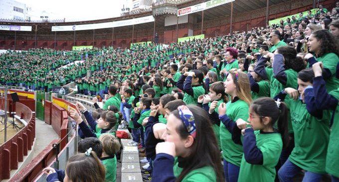 """L'acte de cloenda de """"l'Escola Canta' acollirà a més de 2.000 escolars"""