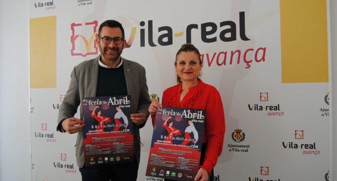 La Ciutat Esportiva Municipal de Vila-real serà escenari dels espectacles eqüestres i de flamenc de la VII Fira d'Abril