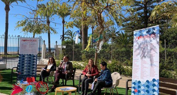 La Diputació col·labora amb el VII Formigues Festival