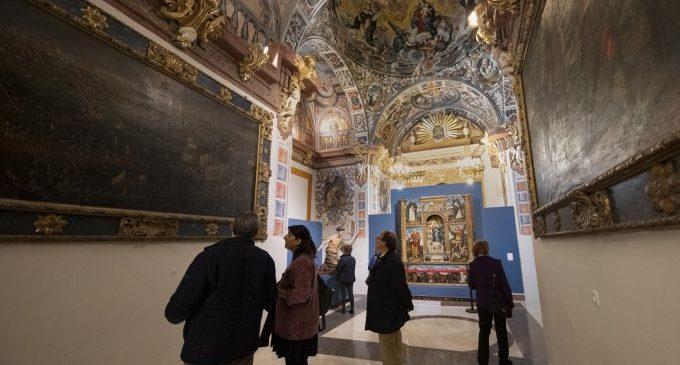 La Diputació reforça La Llum de la Memòria com a fita del turisme cultural aquesta Setmana Santa a la província de Castelló