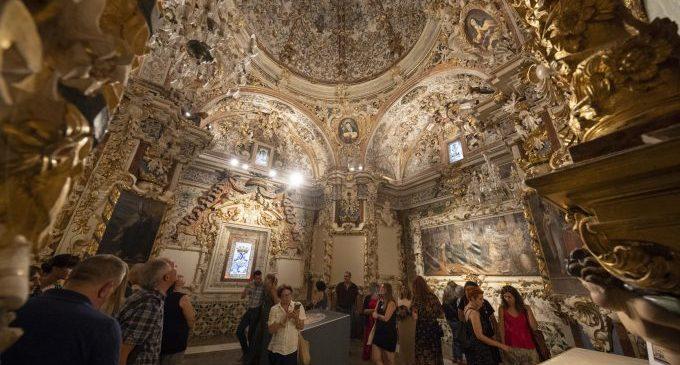 L'exposició d'art sacre La Llum de la Memòria obrirà les seues portes dilluns que ve com a emblema d'orgull de Castelló
