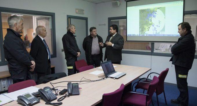 La Diputació mantindrà actiu el dispositiu d'emergències per a prevenir els efectes de la pluja durant el cap de setmana