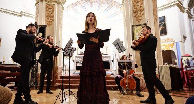 La Diputació iniciarà aquest dissabte en la Capella de la Sang de Castelló el seu cicle musical per a valorar les esglésies de la província
