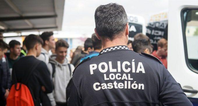 Castelló orienta a 200 joves sobre les possibilitats d'ocupació en la Policia Local