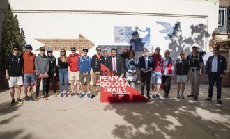 La Diputació impulsa la internacionalització de #CSEscenarioDeportivo amb una consolidada Penyagolosa Trails