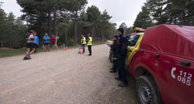 La Diputació coordina un ampli dispositiu de bombers i voluntaris de Protecció Civil per a la Penyagolosa Trails