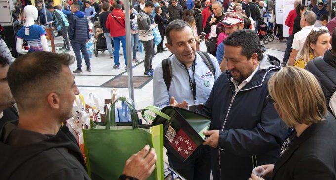 La Diputación impulsa la Feria del Corredor como la mejor antesala a Penyagolosa Trails en #CSEscenarioDeportivo