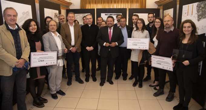 La Diputació premia als millors projectes per a la rehabilitació de Sant Joan com la gran icona patrimonial de la província