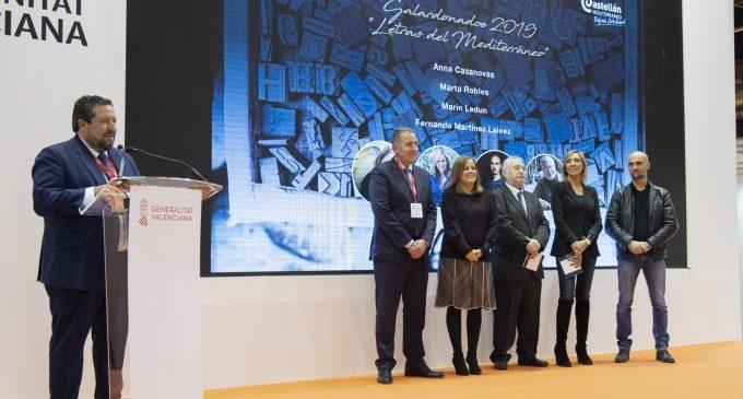 La Diputació 'estrena' les Rutes Literàries de Lletres del Mediterrani per a promocionar la província