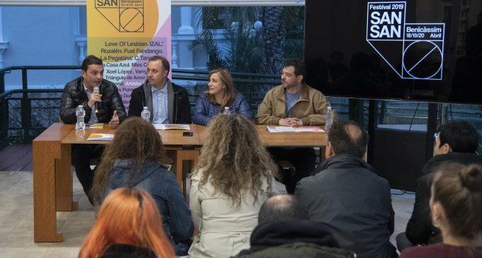 La Diputació recolza la presentació del San San Festival com el primer dels grans festivals de la província en 2019