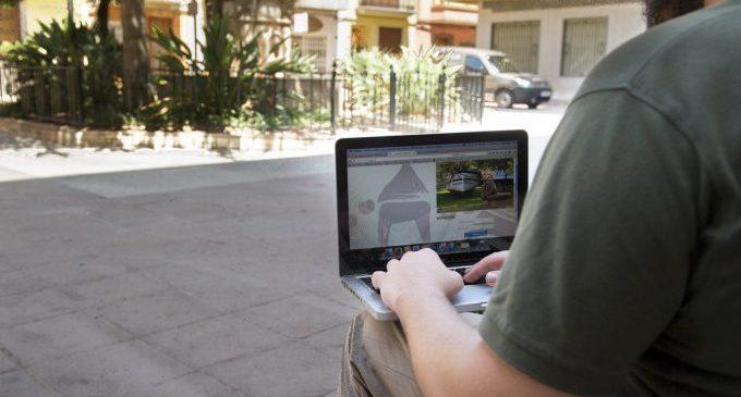 La Diputació facilita la connectivitat d'Internet en els pobles a 50.000 persones cada dia aquesta Setmana Santa amb el Pla Wifi-135