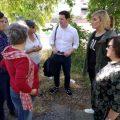 Garcia se compromete a resolver las demandas de los barrios periféricos de Castelló
