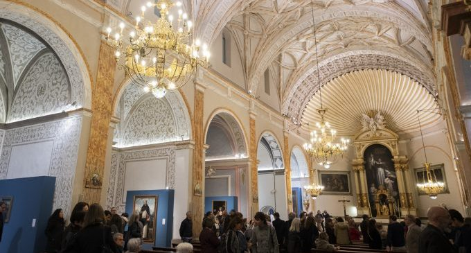 L'exposició d'art sacre de la Diputació La Llum de la Memòria registra rècord històric de 20.000 visitants en el seu primer mes