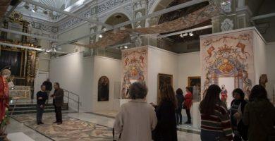 La Diputació participarà demà en la Nit de L'Art amb la Llum de la Memòria i una exposició a les Aules