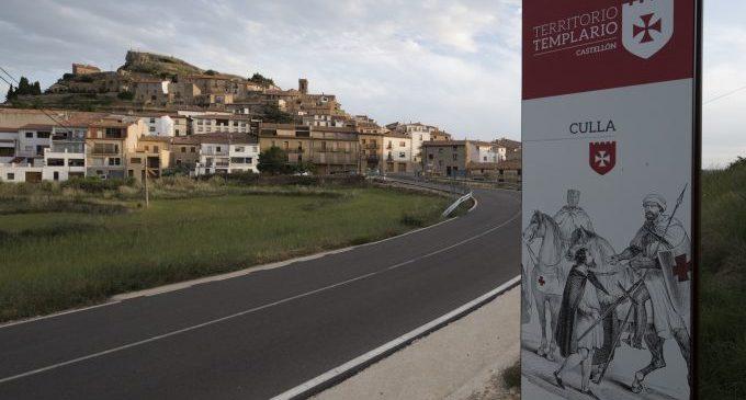 La Diputación impulsa los itinerarios culturales del 'Territorio Templario' para consolidarlos como referentes turísticos
