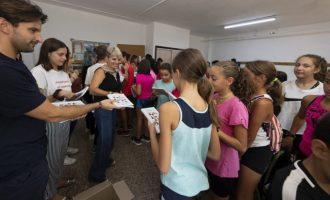 La Diputació col·labora amb una campanya de conscienciació per una província lliure d'assetjament escolar