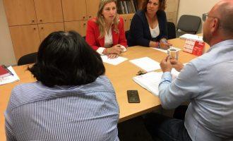 Marco coincideix amb CCOO en la necessitat de mantenir la qualitat en els serveis públics