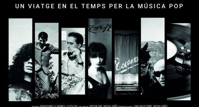 Cultura col·labora en l'estrena del documental 'Castelló Rock City'