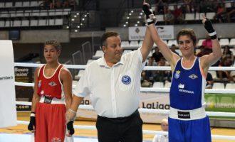 Castelló rep a les figures internacionals de la boxa com a seu del Boxam elit masculí i femení