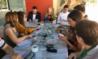 El PSPV de Castelló recorda que el PP va tancar Borrull en 2004 i el va deixar sense cap ús públic i en condicions insalubres