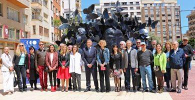 La Nit de l'Art embelleix un any més Castelló
