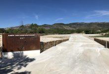 La Diputació amplia amb l'helisuperfície de Catí la xarxa provincial per a l'evacuació mèdica urgent en els pobles