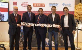 #CSEscenarioDeportivo promociona el protagonisme d'Ares i Onda en La Volta