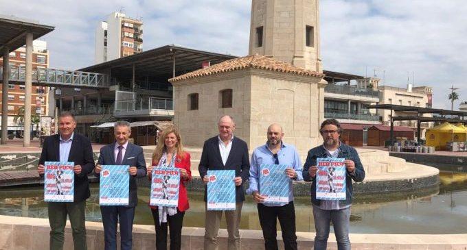 L'Ajuntament de Castelló dona suport la tercera edició del Xarxa Pier Fest