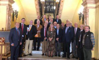 Marco exposa al Club Rotary la gestió municipal i les claus del programa del PSPV
