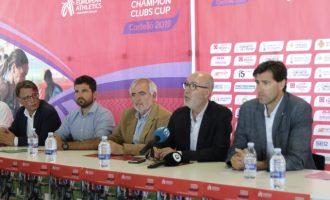 La Diputació impulsa el Campionat d'Europa d'Atletisme com a part de Castelló Escenari Esportiu