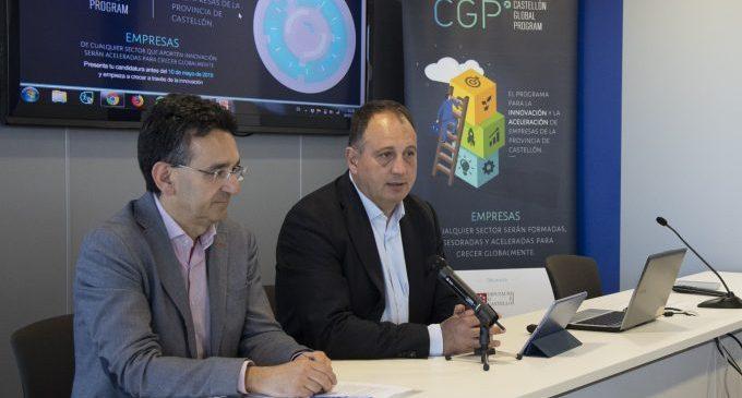 La Diputació i l'Espaitec comencen un Castelló Global Program que ja ha ajudat a créixer a 68 empreses de 28 pobles