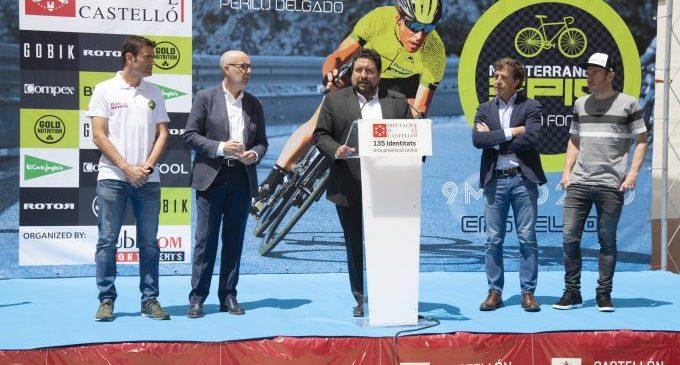 La Diputació completa el seu impuls al ciclisme en #CSEscenarioDeportivo amb la Gran Fondo Mediterranean Epic