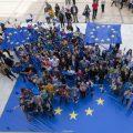 La Diputació commemora el Dia d'Europa com abanderada de l'impuls de les seues oportunitats per a tota la província