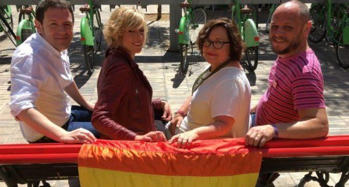 """Garcia: """"impulsarem la creació d'una Oficina LGTBI en col·laboració amb les entitats i associacions de Castelló"""""""