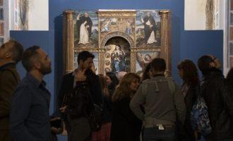 La exposición de arte sacro de la Diputación La Llum de la Memòria registra récord histórico de 5.500 visitantes en su primera semana