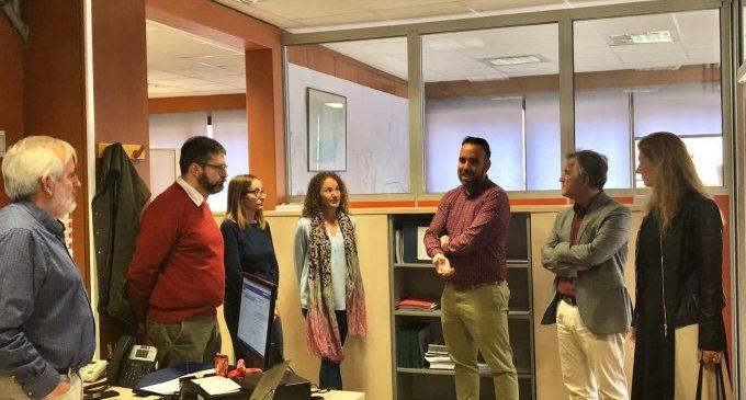 Marco agraeix el treball tècnic que ha permés redactar el nou pla urbanístic de Castelló
