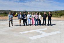 La Diputació fa de Castelló una de les províncies més segures en resposta d'emergències amb les helisuperfícies de #Repoblem