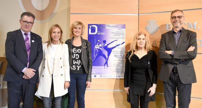 La Gala del Dia Internacional de la Dansa tindrà lloc a Castelló el 25 i 26 de maig al Teatre Principal