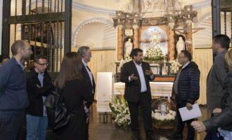 La Diputació rehabilitarà el Santuari de la Cova Santa en el seu impuls al patrimoni sacre